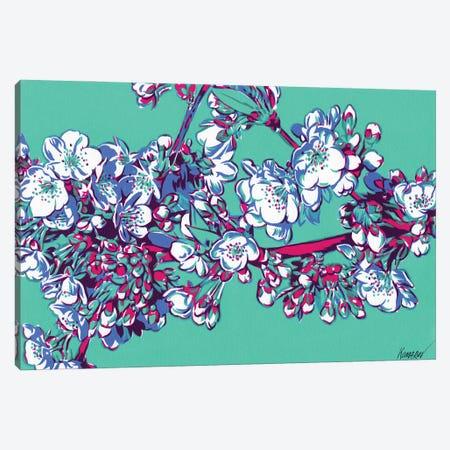 Apple Tree Branch Canvas Print #VTK208} by Vitali Komarov Canvas Artwork