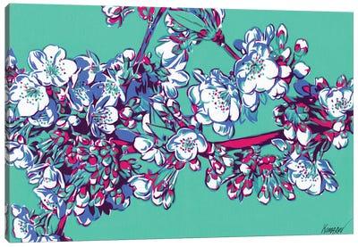 Apple Tree Branch Canvas Art Print