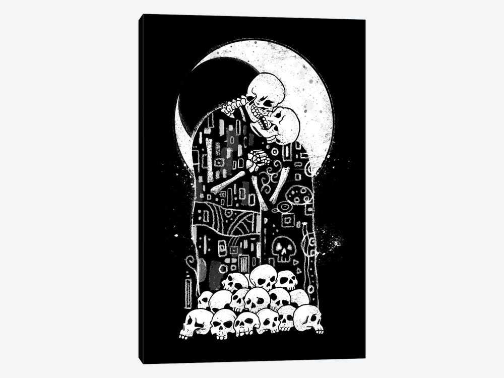 Kiss Of Death by Vincent Trinidad 1-piece Art Print
