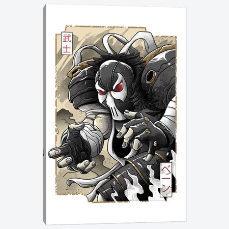 Samurai Bane Canvas Print #VTR38} by Vincent Trinidad Canvas Wall Art