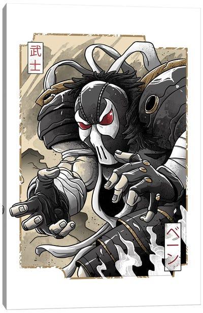 Samurai Bane Canvas Art Print