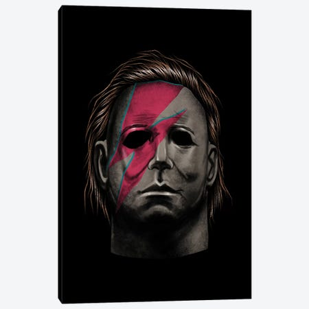 Ziggy Slasher Canvas Print #VTR56} by Vincent Trinidad Canvas Art Print