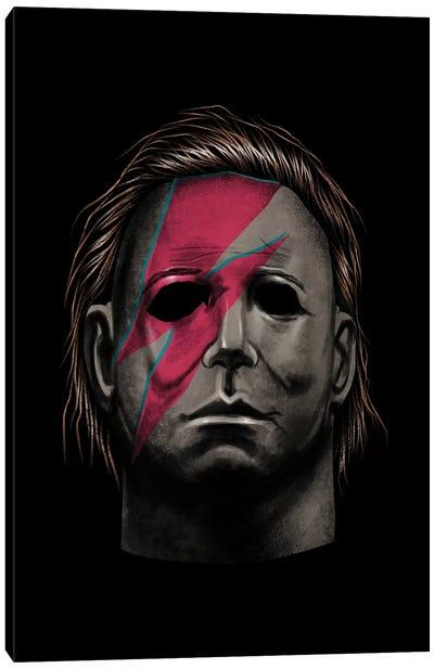 Ziggy Slasher Canvas Art Print