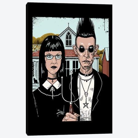 American Goth 3-Piece Canvas #VTR58} by Vincent Trinidad Canvas Artwork