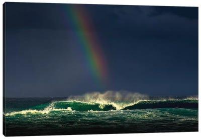 Divine Wave Canvas Art Print