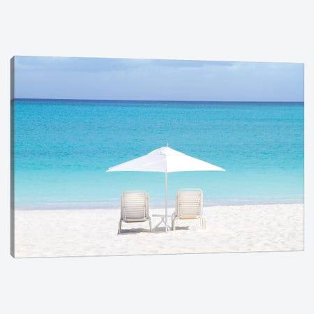 Turks And Caicos Island Canvas Print #VVA7} by Verne Varona Canvas Artwork
