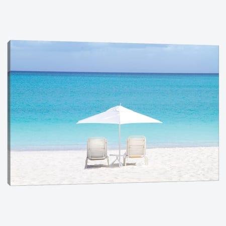 Turks And Caicos Island Canvas Print #VVA7} by Verne Varona Canvas Artwork
