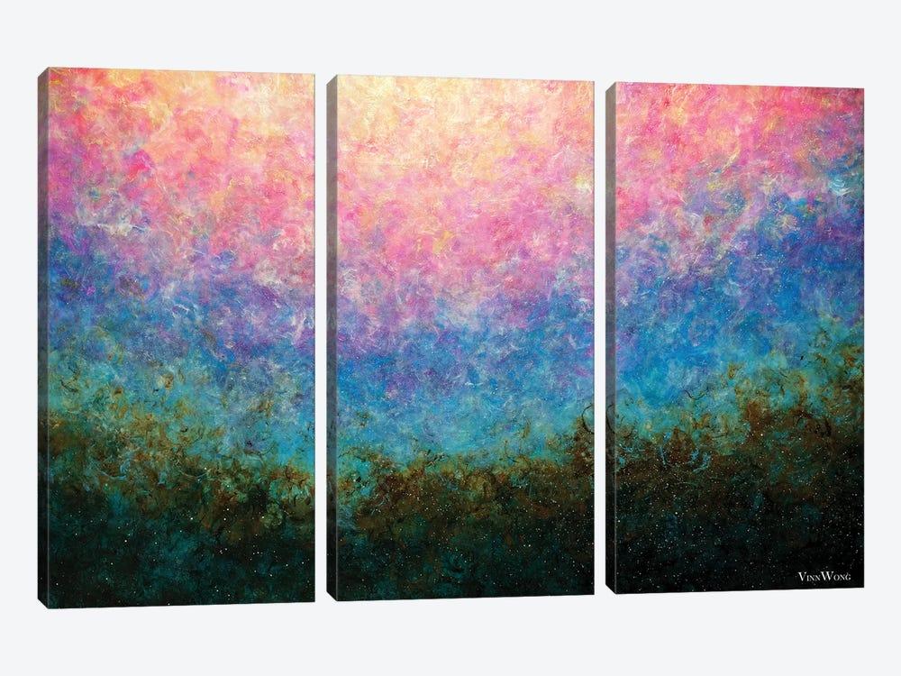 Everglade by Vinn Wong 3-piece Canvas Wall Art