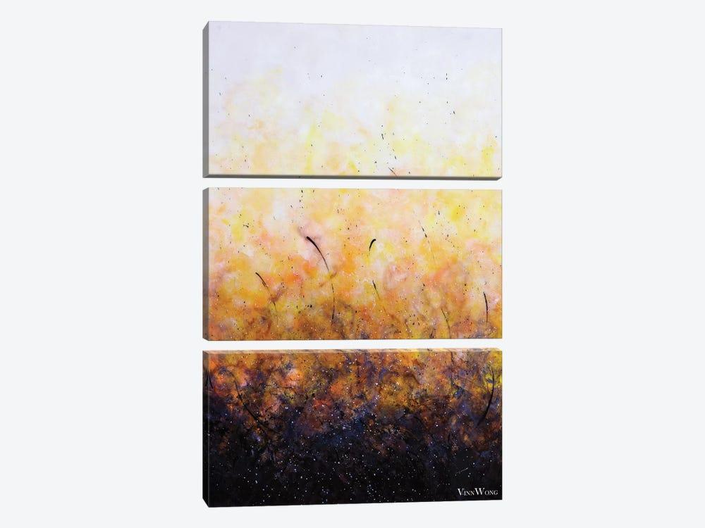 Phoenix by Vinn Wong 3-piece Canvas Print