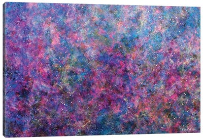 Thousand Stars Canvas Art Print