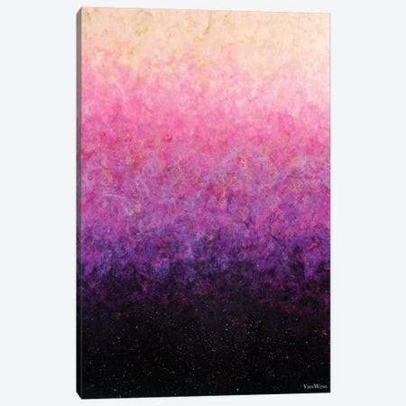 Tiding Flames Canvas Print #VWO108} by Vinn Wong Canvas Wall Art