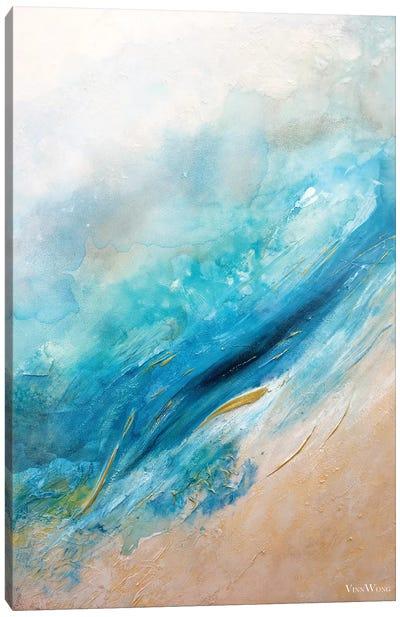 Faded Echo Canvas Art Print