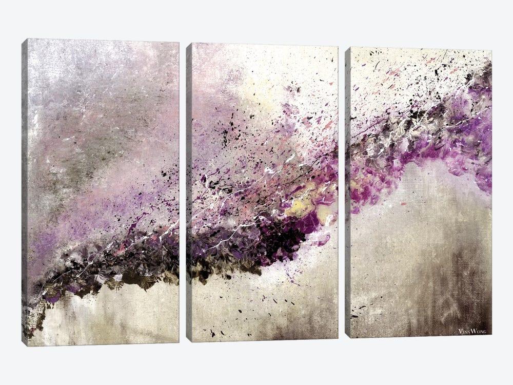 Hush by Vinn Wong 3-piece Canvas Artwork
