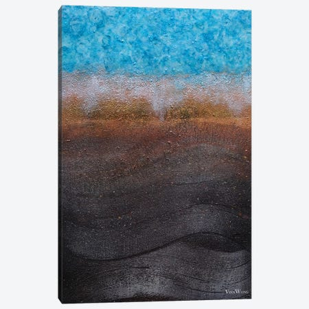 Terra Canvas Print #VWO111} by Vinn Wong Art Print