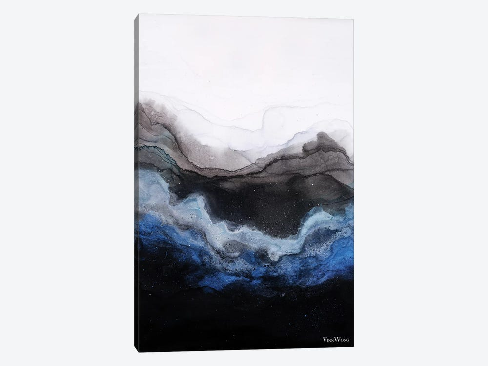 Whisper by Vinn Wong 1-piece Canvas Art Print
