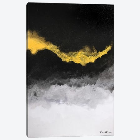 Eclipse Canvas Print #VWO114} by Vinn Wong Canvas Artwork
