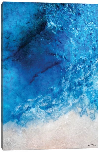 Mistral Canvas Art Print