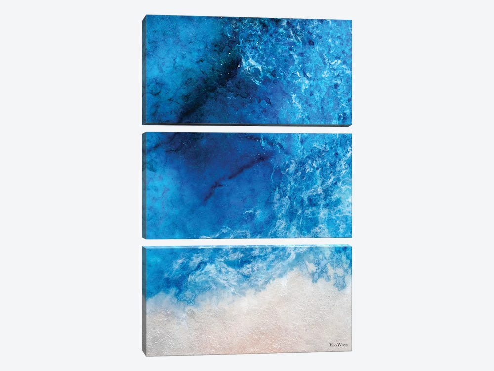 Mistral by Vinn Wong 3-piece Canvas Print