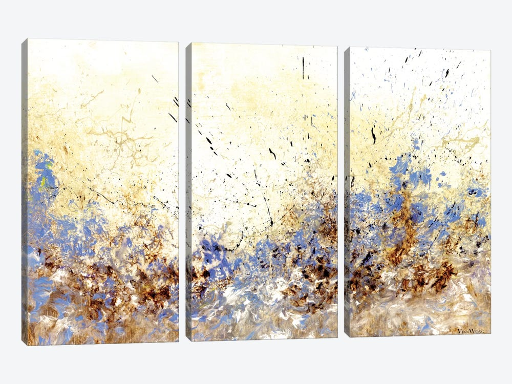 Inspirit by Vinn Wong 3-piece Canvas Print