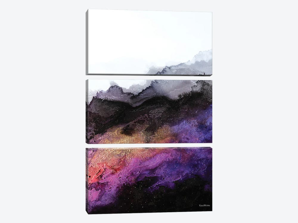 Mirage by Vinn Wong 3-piece Canvas Print