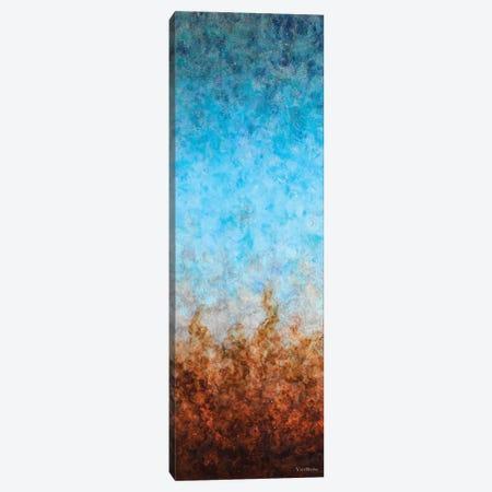 Blue Lagoon Canvas Print #VWO131} by Vinn Wong Art Print