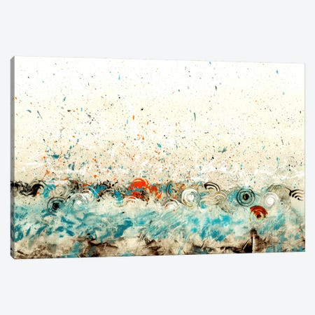 Rhythmic Hour Canvas Print #VWO14} by Vinn Wong Canvas Art