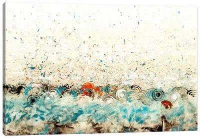 Rhythmic Hour Canvas Art Print