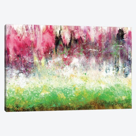 Sweet Dreams Canvas Print #VWO18} by Vinn Wong Art Print