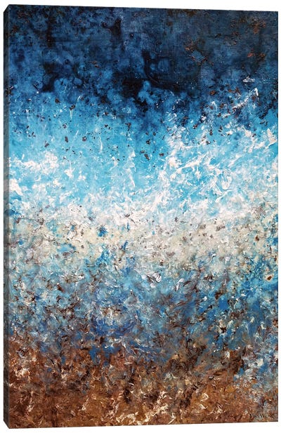 Carry Me Home Canvas Art Print
