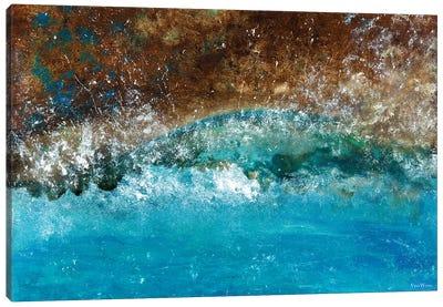 Distant Shores Canvas Art Print