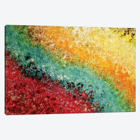 Enchanted Lullaby Canvas Print #VWO24} by Vinn Wong Art Print
