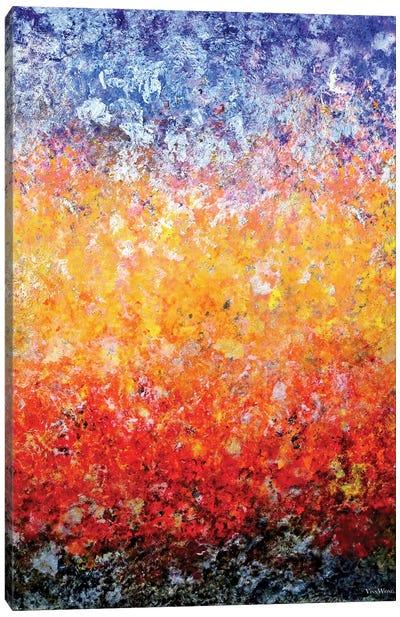 First Light Canvas Print #VWO26
