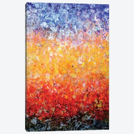 First Light Canvas Print #VWO26} by Vinn Wong Canvas Print