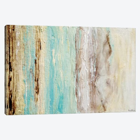 Healing Tides Canvas Print #VWO28} by Vinn Wong Canvas Wall Art