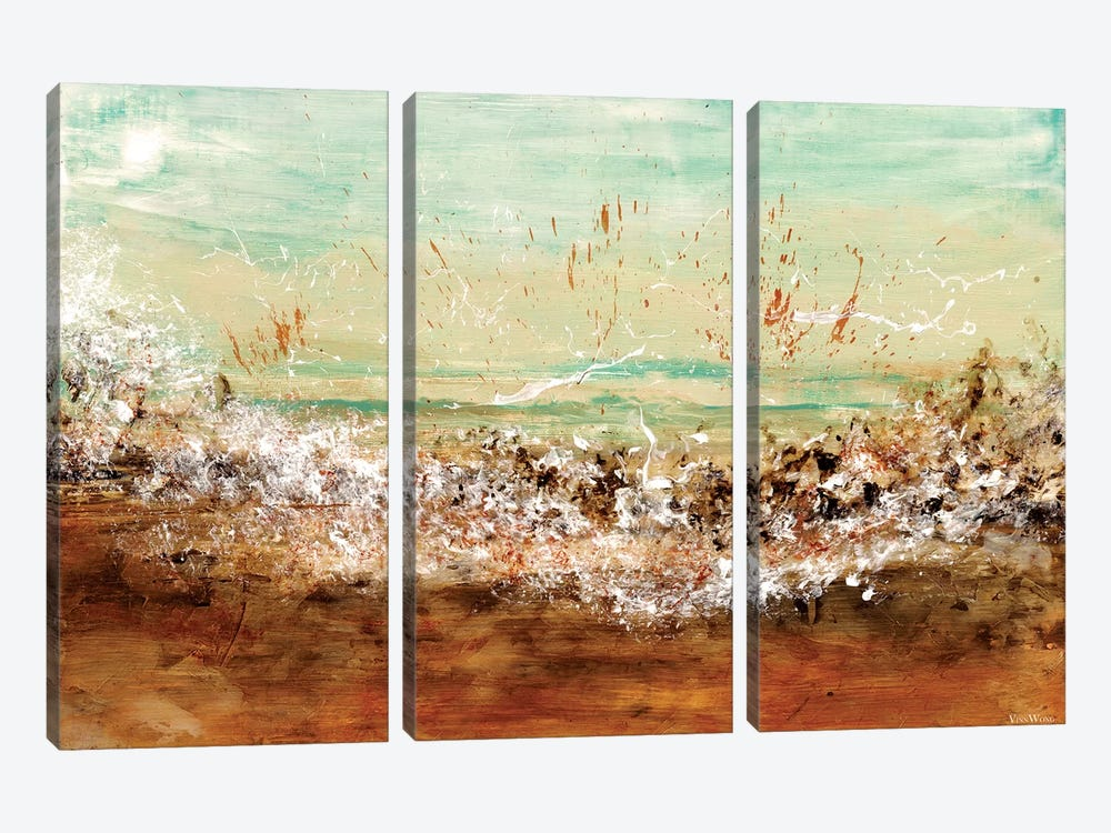 Irden by Vinn Wong 3-piece Canvas Wall Art