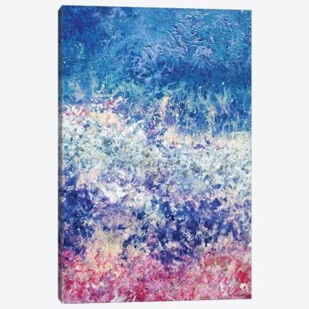 Twilight Tides Canvas Print #VWO33} by Vinn Wong Canvas Print