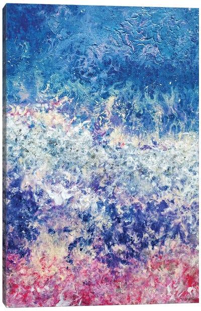 Twilight Tides Canvas Print #VWO33
