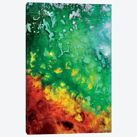 Inner Gardens I Canvas Print #VWO35} by Vinn Wong Canvas Wall Art
