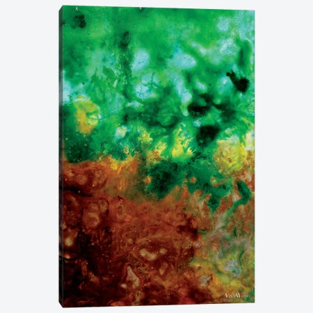 Inner Gardens II Canvas Print #VWO36} by Vinn Wong Canvas Wall Art