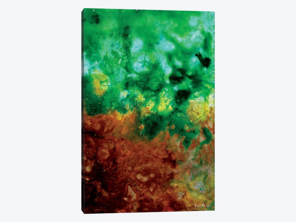 Inner Gardens II by Vinn Wong 1-piece Canvas Wall Art