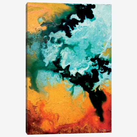 Inner Gardens III Canvas Print #VWO37} by Vinn Wong Canvas Wall Art