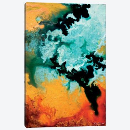 Inner Gardens III Canvas Print #VWO37} by Vinn Wong Canvas Wall Art