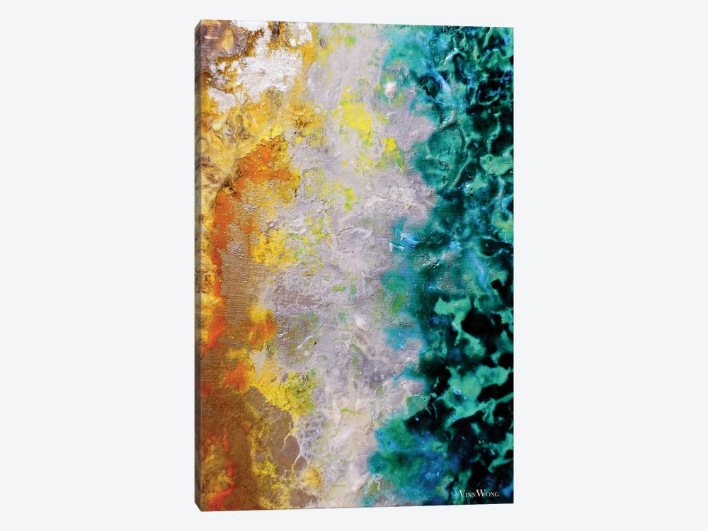 Inner Gardens IV by Vinn Wong 1-piece Canvas Art