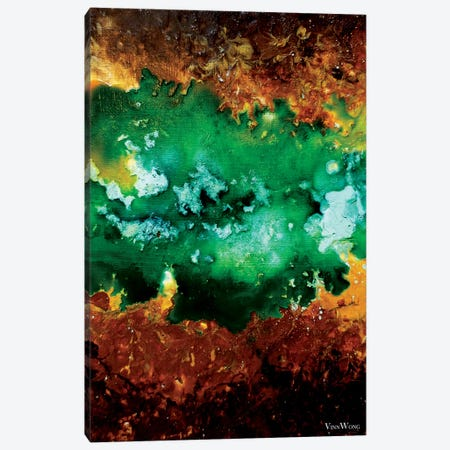 Inner Gardens V Canvas Print #VWO39} by Vinn Wong Canvas Print