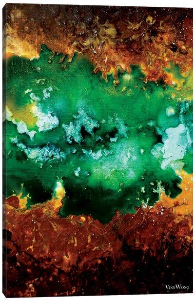 Inner Gardens V Canvas Print #VWO39