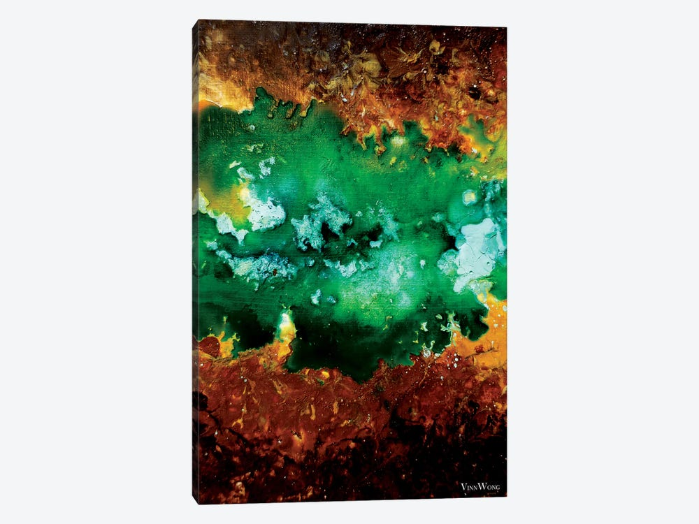 Inner Gardens V by Vinn Wong 1-piece Canvas Print