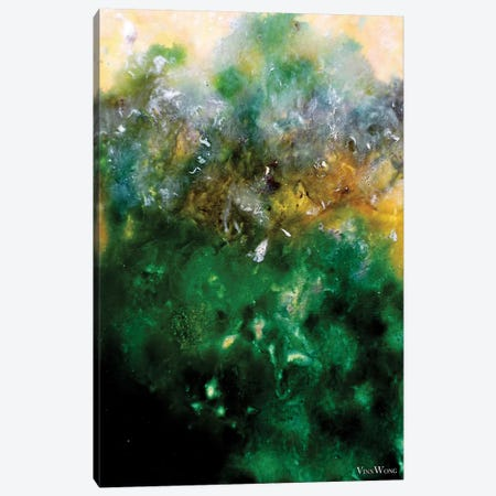 Inner Gardens VI Canvas Print #VWO40} by Vinn Wong Canvas Art