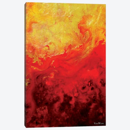 Inner Gardens VII Canvas Print #VWO41} by Vinn Wong Canvas Art