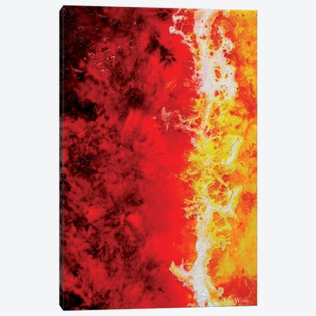 Inner Gardens VIII Canvas Print #VWO42} by Vinn Wong Canvas Artwork