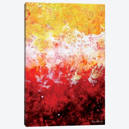 Inner Gardens IX Canvas Print #VWO43} by Vinn Wong Canvas Artwork